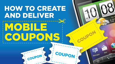 Mobile Coupon Course
